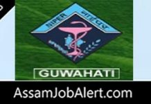 NIPER, Guwahati Recruitment